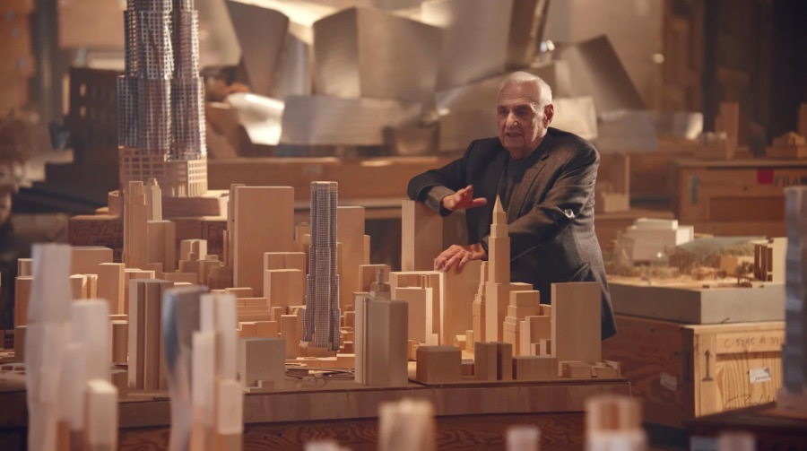 Feature: Frank Gehry, an Outlier of Modern Architecture